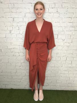 Kimono Dress - C.Reed