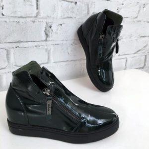 Willott Boot - Forest Oil / Black Sole