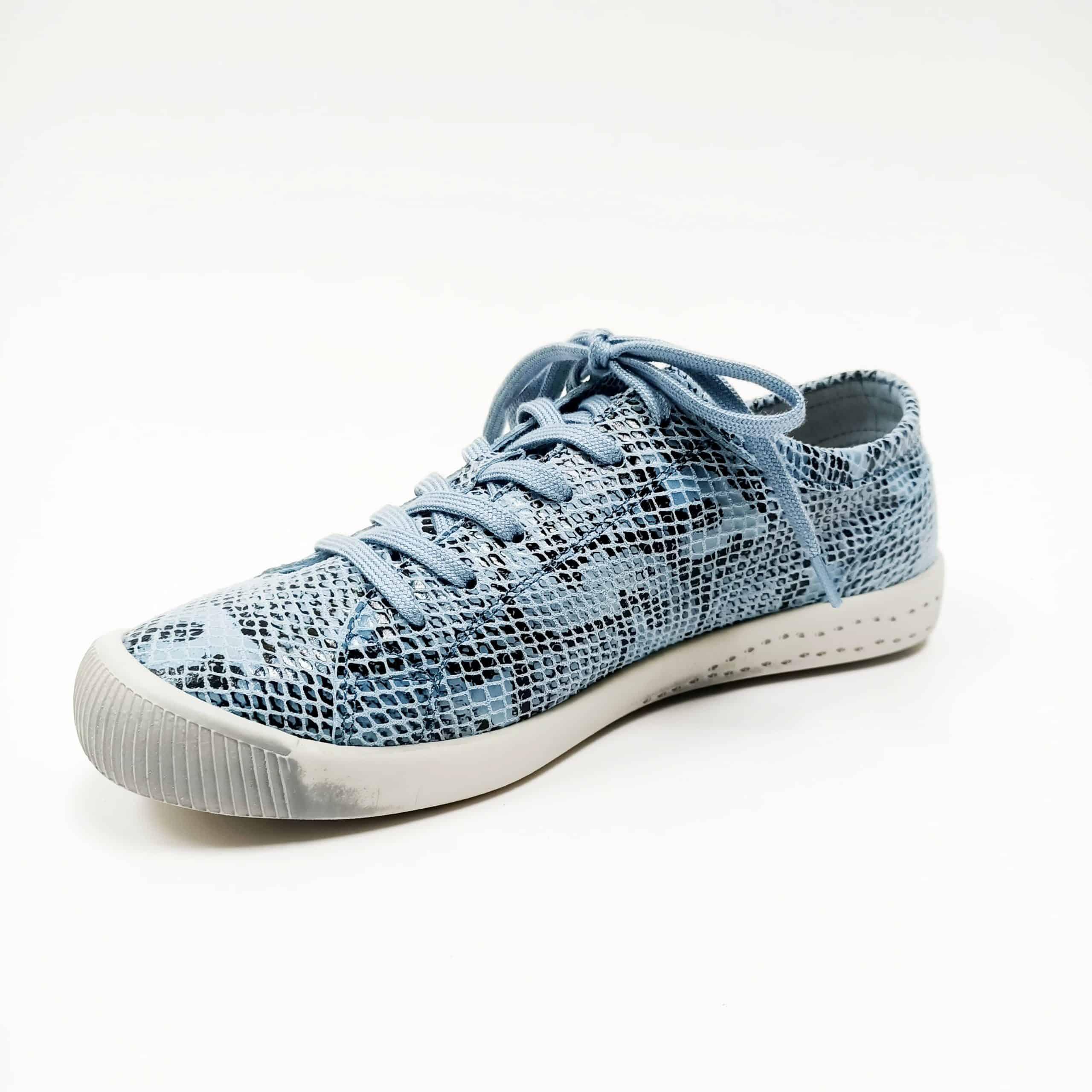 Isla - Snake Blue - Softinos