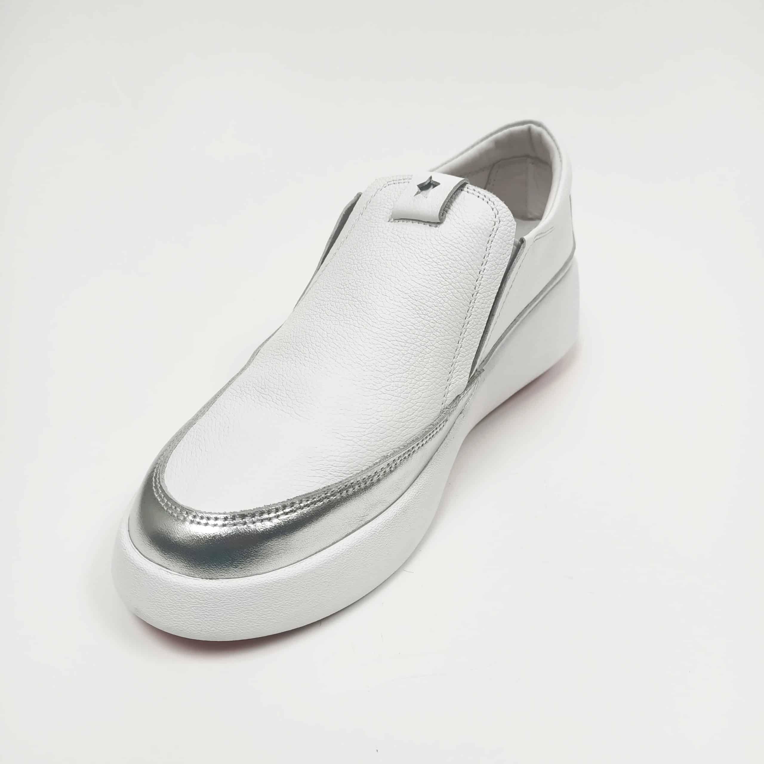 Choosen -White/Silver - Minx