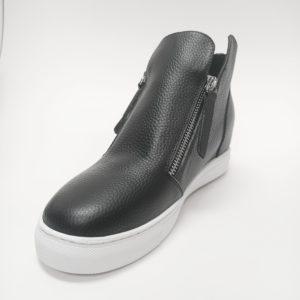 Willott Boot - Black Milled  - Minx
