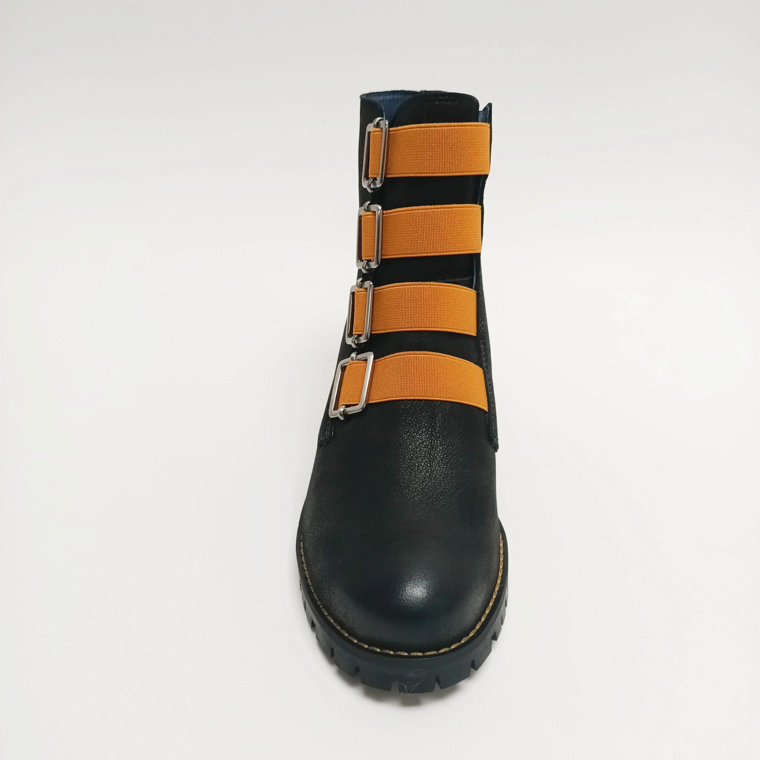 81674 - Black / Mustard - Pinto Di BLu