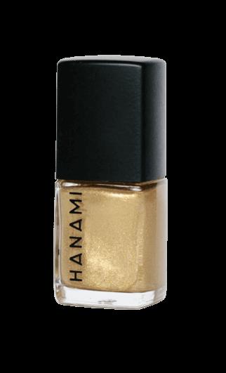 Gold Nail Polish
